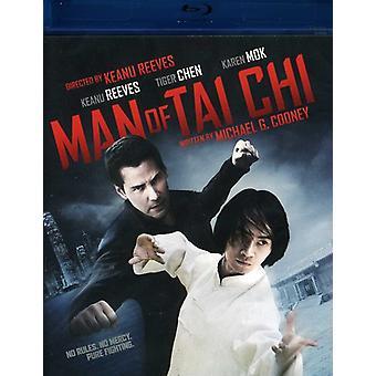Man of Tai Chi [BLU-RAY] USA import