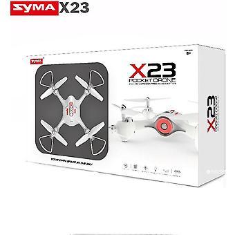 Syma X23 كوادكوبتر أسود - نموذج جديد - 2.4 جيجاهرتز