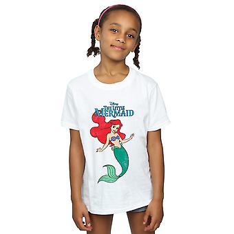 Disney Girls The Little Mermaid Line Ariel T-Shirt