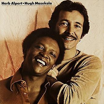 Herb Alpert / Masekela, Hugh - Herb Alpert / Hugh Masekela [CD] USA import