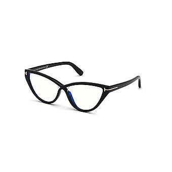 Tom Ford TF5729-B 001 Shiny Black Glasses