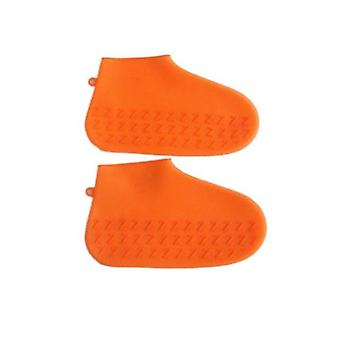 Waterproof Shoe Cover - Silicone Material Unisex Shoes Protectors Rain Boots for Indoor Outdoor Rainy Days