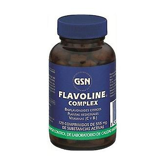 Flavoline Complex 120 tablets of 555mg