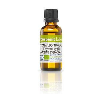 Essential Oil of Thyme-Timol Bio 30 ml of essential oil