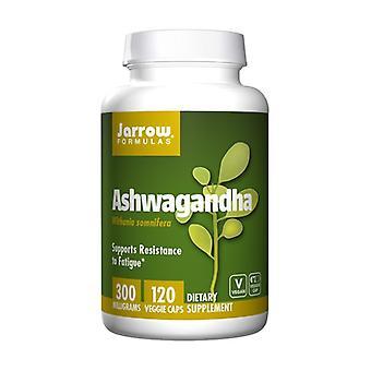 Ashwagandha 300Mg 120 grönsakskapslar