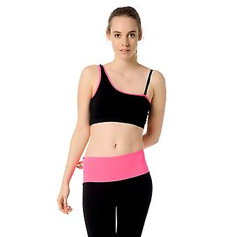 Jerf Womens Bage Black Sports Bra