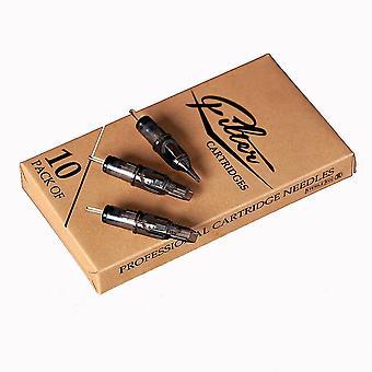 Original filtro cartucho tatuaje agujas de revestimiento redondo - agujas para la empuñadura de la máquina de cartucho