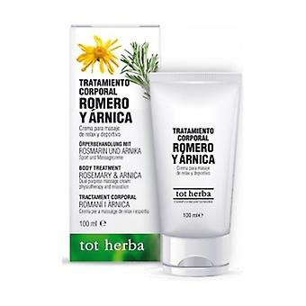 Rosemary And Arnica Body Treatment 100 ml
