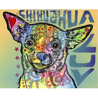 Stamplistic Chihuahua Luv Cling Stamp