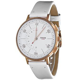 175, Fossil Women 's FTW5048 Quartz White Watch