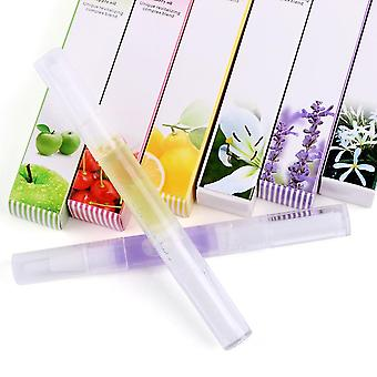 Natural Revitalizer Softener Fruit Horny Oil Pen - Nourishing Repair Nail Skin Care Product