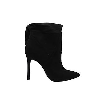 Jessica Simpson Womens Lyndy Tissu Pointed Toe Mid-Calf Fashion Boots