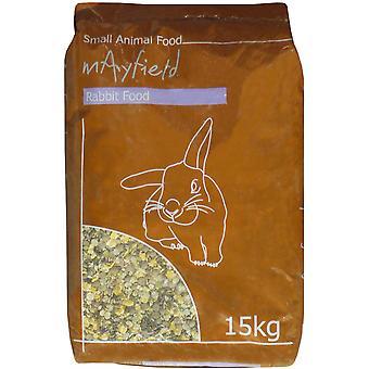 Mayfield Kaninchen Futter - 15kg