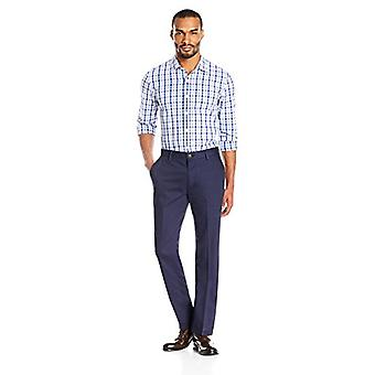 Brand - Goodthreads Men's Straight-Fit Wrinkle-Free Comfort Stretch Dr...