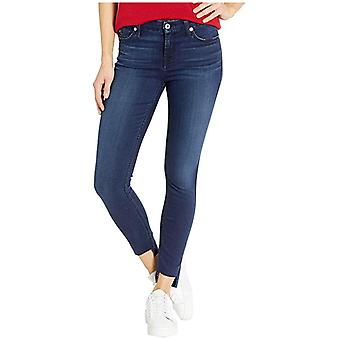 7 For All Mankind | Ankle Skinny Step Hem