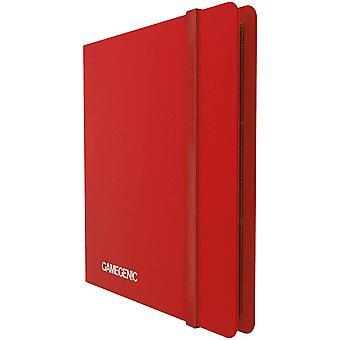 Gamegenic Casual Album 24-Pocket - Rojo