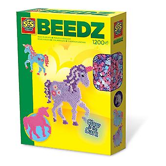 SES Creative Children's Beedz Fantasy Horses Multi-color (6115)