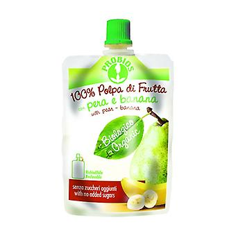 Doypack with Pear and Banana Flavor 100 g