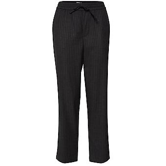 b.young Emmeline Pin Stripe Trousers