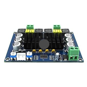 Dual-channel Stereo, High Power Digital Audio Amplifier Board -2*120w
