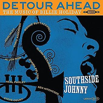 Detour Ahead: Music Of Billie Holiday [Vinyl] USA import