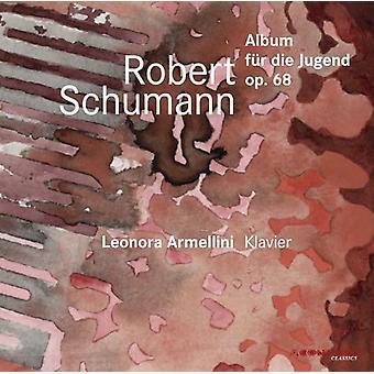 Schumann - Album för unga [CD] USA import