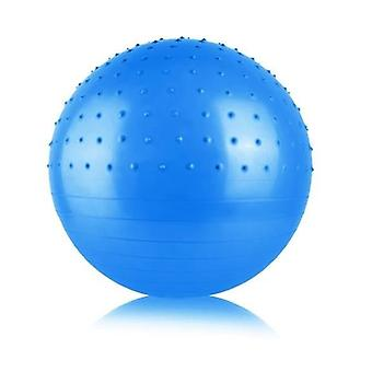 Exercise Ball Fit Ball Fitness 2in1 3 Sizes 3 Colors Home Office Rehab #5411