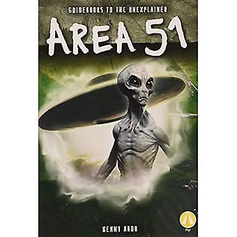 Guidebooks to the Unexplained: Area 51
