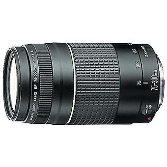 Canon ef 75-300mm f/4-5.6 iii telephoto zoom lens for canon slr cameras ps78355