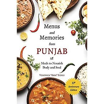Menus and Memories from Punjab by Sidhu & Veronica