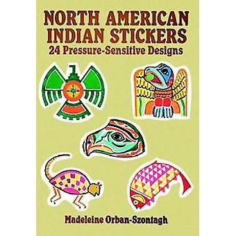 North American Indian Stickers