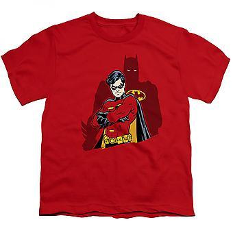Robin is Batman ' s WingMan Kids T-shirt
