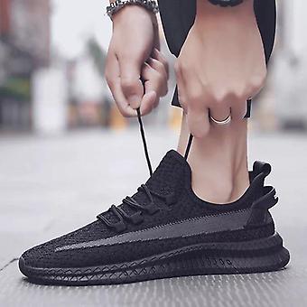 الرجال & apos؛ق أحذية الجري خفيفة الوزن، الصيف أحذية رياضية خفيفة جدا تنفس