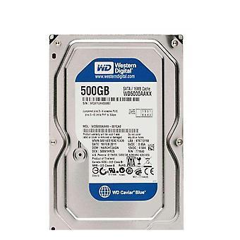 "Ordinateur de bureau 3.5"" Internal Mechanical Hard Drive Sata Hdd 500Gb 6Gb/s Hd"