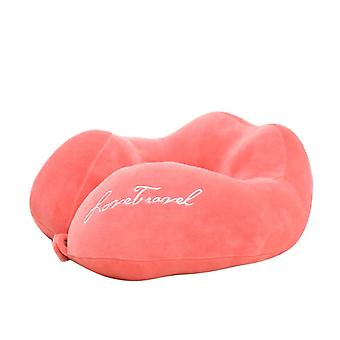 Travel U-Shaped Travel PillowAdjustable Height Travel Neck Pillow for Travel
