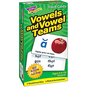 Vowels And Vowel Teams Skill Drill Flash Cards