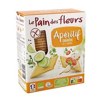 Onion cracker for appetizer 150 g