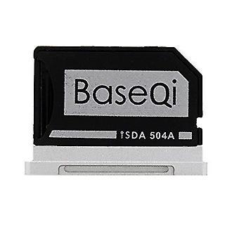 Baseqi hliníkový microsd adaptér pro MacBook Pro 15 & sítnice (konec roku 2013)