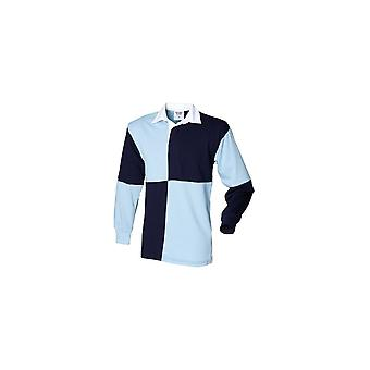 Front Row Quartered Rugby Shirt FR02M