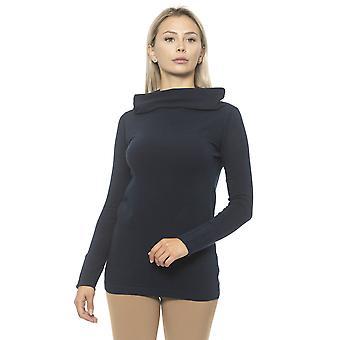 Alpha Studio Navy Sweater -AL1316813