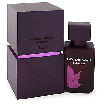 Rasasi La Yuqawam Orchid Prairie Eau De Parfum Spray By Rasasi 2.5 oz Eau De Parfum Spray