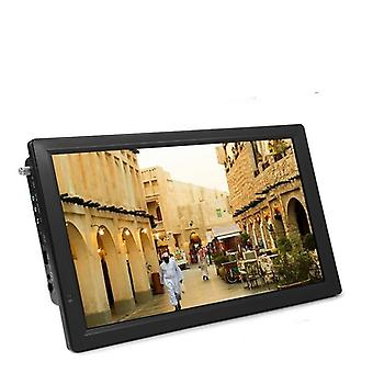 14 Inch Led Tv Digital Player Ac3 Dvb-t T2 Analog Atsc Portable Support Hdmi