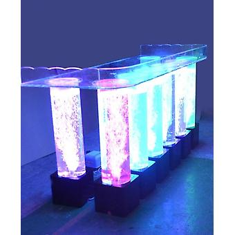 Aklike Dj Light With Lights Led Acrylic Dj Table Bar