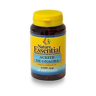 Evening Primrose Oil (10% GLA) 30 softgels of 1000mg
