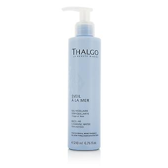 Thalgo Eveil A La Mer Micellar Cleansing Water (Face & Eyes) - For All Skin Types  Even Sensitive Skin 200ml/6.76oz