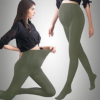 Zwangerschap Vrouwen's Zwangerschap Leggings Verstelbare Taille Plus Over Bump Ropa Mujer