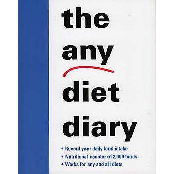 Mikä tahansa ruokavaliopäiväkirja - Laske tiesi menestykseen Karlin Grayn mukaan - 978087
