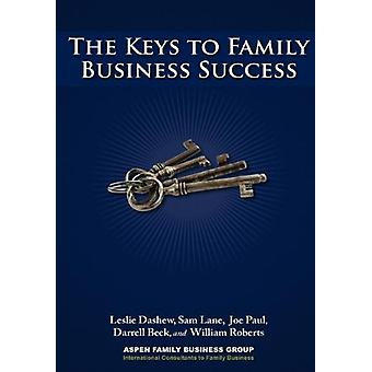 The Keys to Family Business Success by Aspen Family Business Group -
