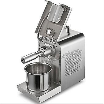 220v 110v Heat And Cold Home Oil Press Machine