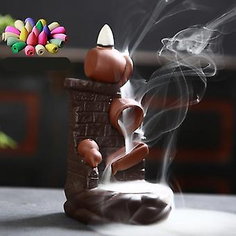 Burner Ceramic Incense Holder